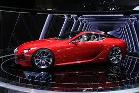 lexus rx400h vs mercedes ml lexus lf lc concept live photos 2012 detroit auto show 100376960 h jpg