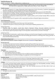 Resume Formats Sample   Best Resume Example
