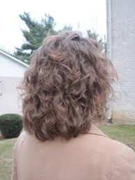 the back of layered hair related back view of bob