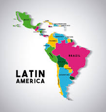 Latam Map Successful App Categories In Latin America Digital Turbine