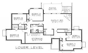Executive Ranch Floor Plans Modren House Plans With Inlaw Suite Best Images About Floor On