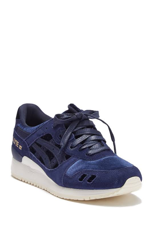 ASICS GEL-Lyte III Training Shoes Blue- Womens