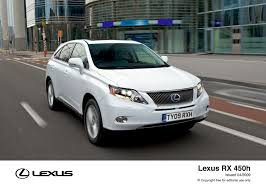lexus uk rx lexus rx 450h top quality from clean manufacturing lexus uk