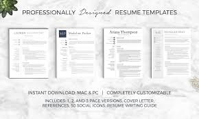 Resume Template For Mac Pages Resume Writer For Mac