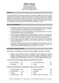 retail management personal statement examples   Job and Resume
