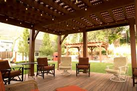 Timber Frame Pergola by Timber Frame Shadescape Diy Pergola Kit Installed Over Solid Wood