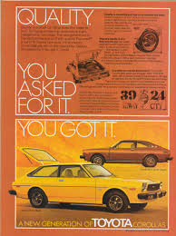 vintage ads motor trend u0027s 1977 new car issues u2013 targeting car