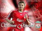 Bsteven Gerrard B Top Football Player Ain Sport