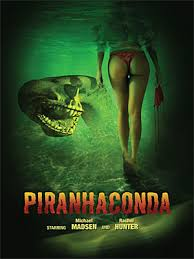Piranhaconda (TV)