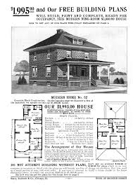 Multiple Family House Plans American Foursquare Wikipedia