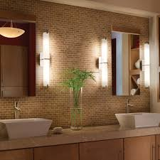 Bathroom Cabinet With Mirror And Light by How To Light A Bathroom Vanity Design Necessities Lighting