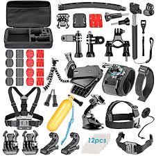 amazon black friday deals nikon camera accessories amazon com vanteexpro 60 in 1 accessories bundle kit for gopro