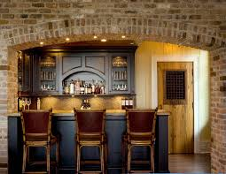 Home Bar Interior Design Distinguished Rustic Home Bar Designs For When You Really Need