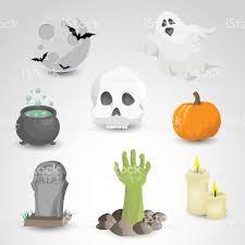 halloween vector art halloween vector icon set stock vector art 612845208 istock