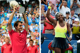 Roger Federer            Serena Williams            The Pay Gap in Tennis The New York Times