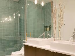 Renovating A Small Bathroom On A Budget Adding A Basement Shower Hgtv