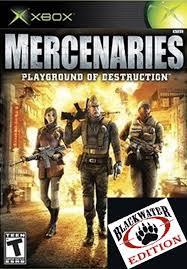 Lính Đánh Thuê Mercenaries