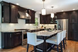 Furniture Kitchen Kompact With Cozy Tile Flooring And Oak Kent - Kent kitchen cabinets