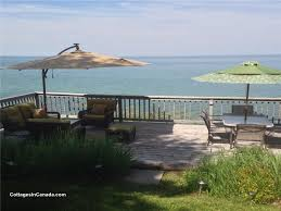 Luxury Cottage Rental by Luxury Waterfront Grand Bend Grand Bend Cottage Rental Di