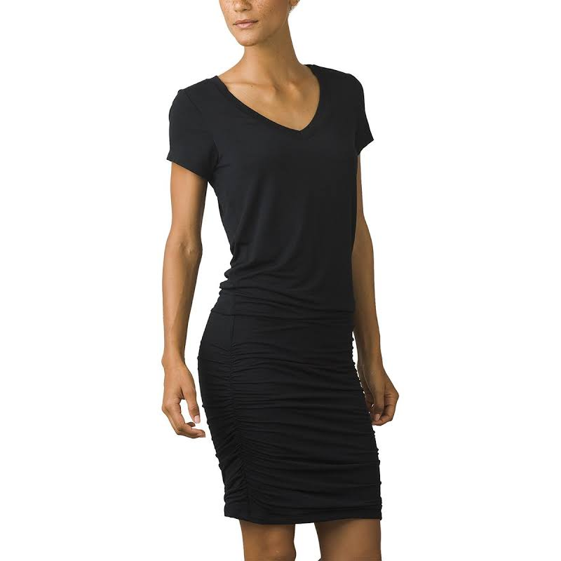 prAna Foundation Dress Black Medium W31180370-BLK-M