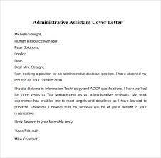 Good Cover Letter Examples For Resume  cover letter examples of a