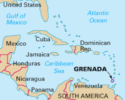 Where in the World is Grenada?