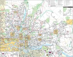 Liverpool Ny Map North East London Bus Map
