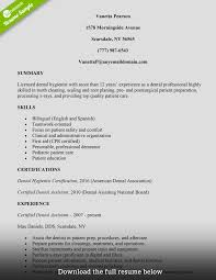 Teamwork Resume Sample by How To Build A Great Dental Assistant Resume Examples Included