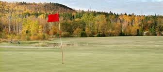 Golf Murals by Attractions Township Of Nipigon