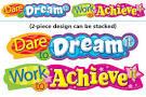 Dare to dream it…...