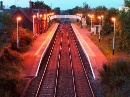 Aspatria railway station