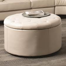 best ideas about small storage ottoman also diy round