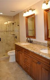 Tampa Kitchen Cabinets Kitchen And Bathroom Upgrade From Builder Quality In Tampa