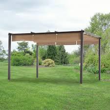 Pergolas Home Depot by Replacement Pergola Canopy And Cover For Home Depot Pergolas