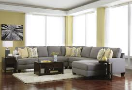 Nice Livingroom Decorating Your Interior Design Home With Nice Trend Sectional
