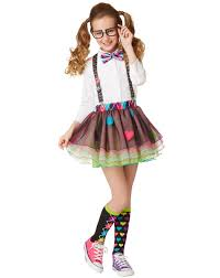 ghost writing book spirit halloween girls nerd tutu at spirit halloween this girls nerd tutu shows