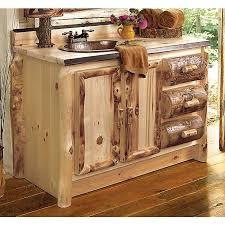 Bathroom Vanities 42 Inch by Rustic Old Faithful Vanity 42 Inch Reclaimed Furniture Design Ideas