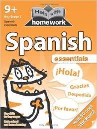 Help with Homework Workbook  Spanish  Help With Homework Essentials   Amazon co uk  Nina Filipek  Kay Massey                 Books