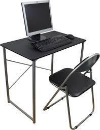 Computer Desks Black by Wooden Workstation Desk Black