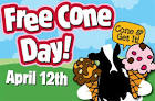 Ben & Jerry's FREE CONE DAY 2011 | Yowazzup: A Directory of ...