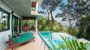 koh tao pool villa tanote villa hill resort koh tao thailand