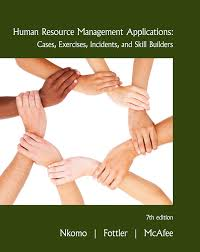 human resource management applications cases exercises