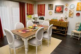 Dining Room From Modern Family Set Like The Wall Eclectic Mix - Family dining room