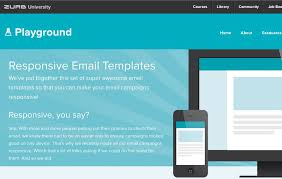 Responsive Email Templates for Your Small Business