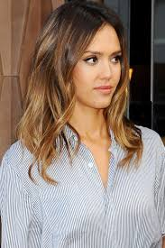 medium shoulder length haircuts mid length hairstyles inspiration