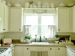 Kitchen Drapery Ideas Kitchen Country Kitchen Valances Country Roads 54in Curtain