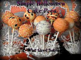 cake pops halloween recipe rolling cake pop tips pint sized baker