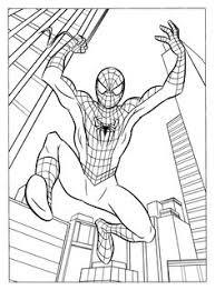 dessin a colorier avengers super heros 14 coloriages a