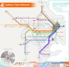 Los Angeles Light Rail Map by Sydney Maps Real And Fictional Transport Sydney