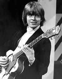Brian Jones performing on tv